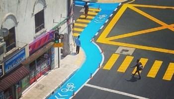 Kuala Lumpur Bicycle Lanes sustainable urban mobility non motorised transportation NMT WUF9 NUA SDG 11.2