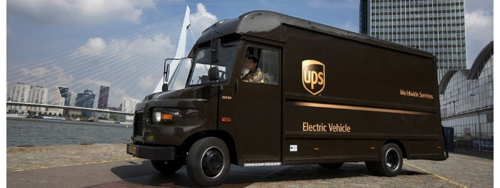 Electric Vehicles Enter a New Frontier With UPS Delivery Trucks