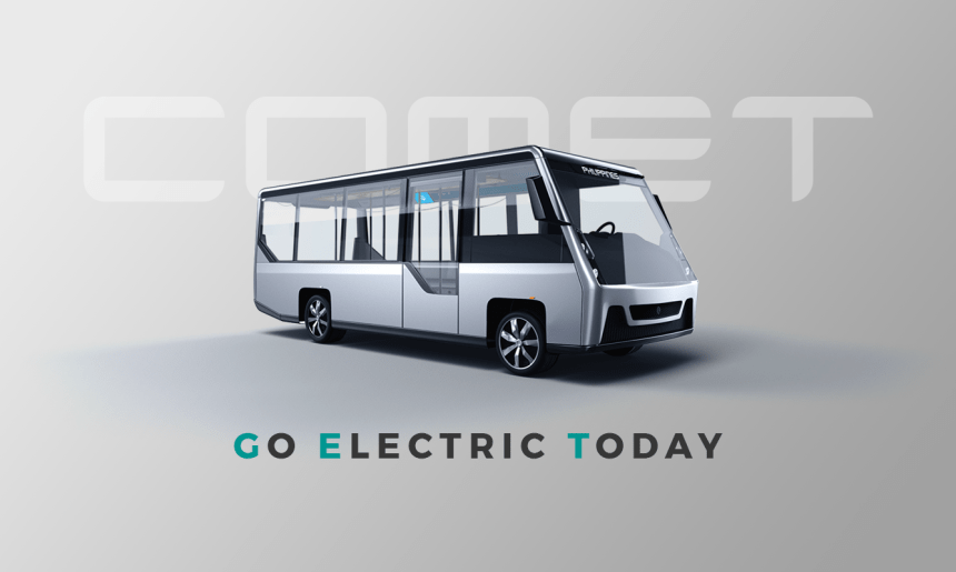 Electric Vehicles to Dominate in Philippines' Jeepney Modernization GET Comet sustainable urban mobility public transport