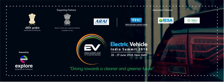 EV India Summit 2018 sustainable mobility