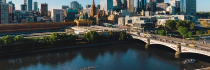 Melbourne, Australia Joins Dallas and Los Angeles as a First Trial City for Uber Air mobility