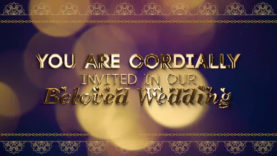 Short Whats Wedding Invitation Le Video Project