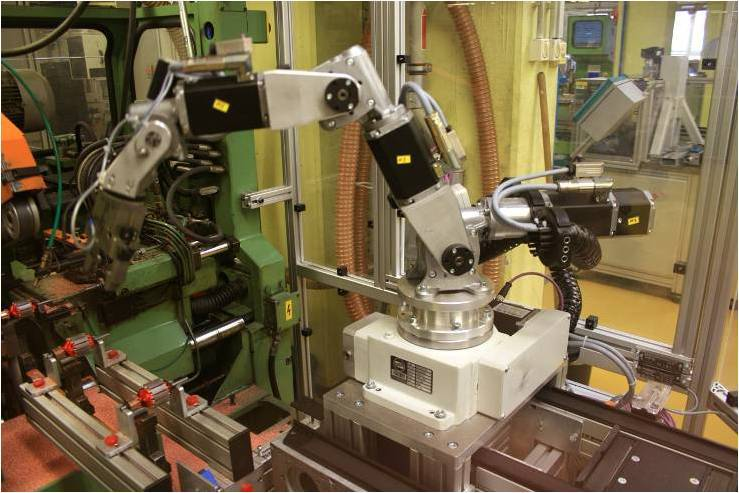 Dunkermotoren automated electric motor assembly