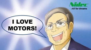 """Electric Motors are the """"Rice"""" of Industry"""