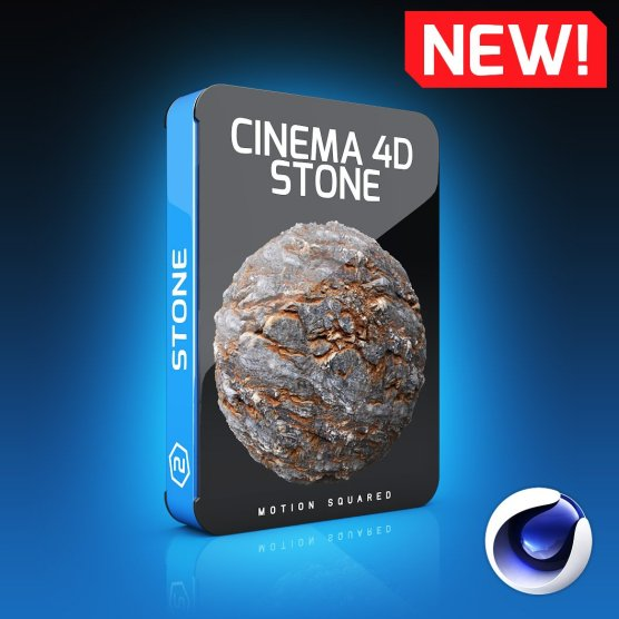 Cinema 4D Stone Texture Pack