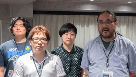 GZ TOKYO編集スタッフ(右:佐藤 和彦 氏)