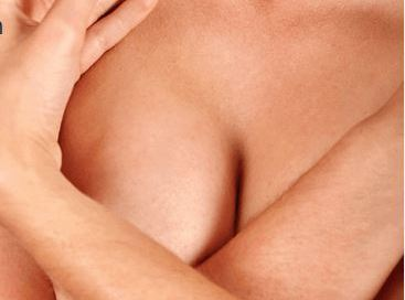 natural way to enhance larger bust line