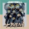Jheyzell feat. Jared Castelo - Más Buena cover artwork