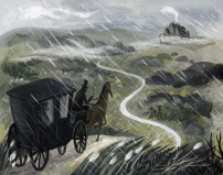CarolineHadilaksono_The Hound of the Baskervilles - panel 04