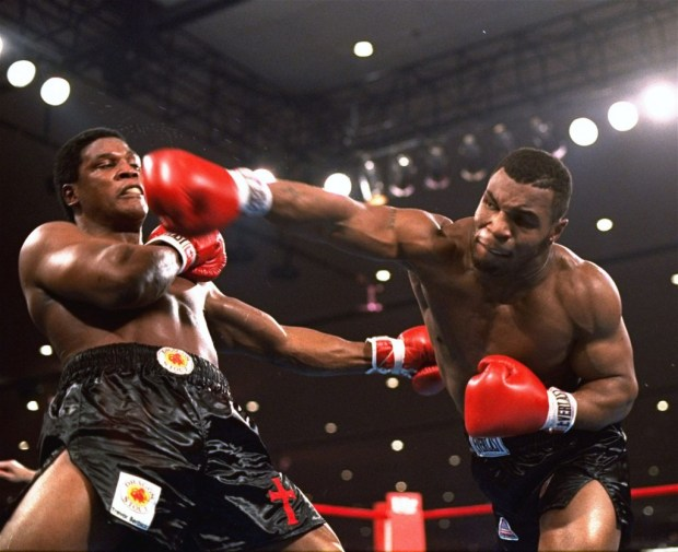 Tyson Defeats Another Opponent