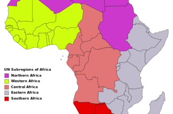 North African countries