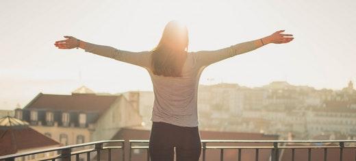 Erfülltes Leben - Freiheit