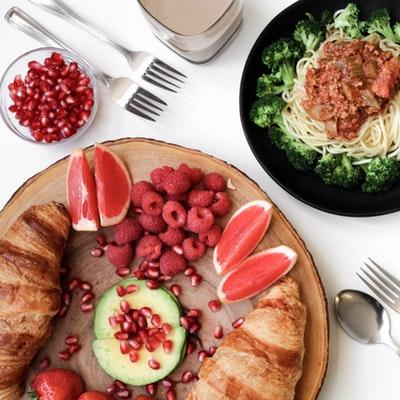 Motivation für gesunde Ernährung - Kreative Gerichte mit Nudeln