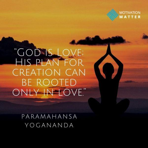 Paramahansa Yogananda quote