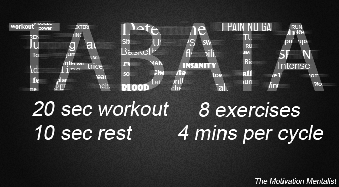 Tabata Workout – Stay Fit and Motivated