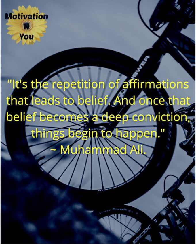 Mohammad Ali Quotes - Motivational Quotes - Motivation N You