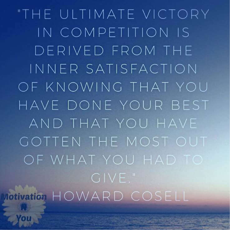 Howard Cosell Quotes - Motivational Quotes - Motivation N You