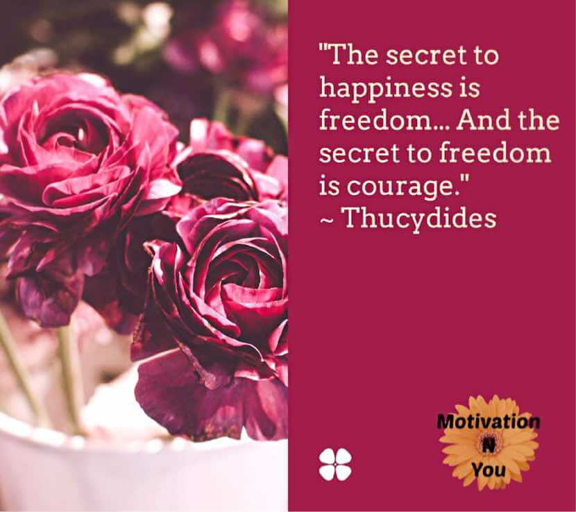 Motivational Quotes - Thucydides Quotes