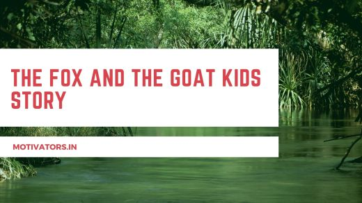 The Fox And The Goat Kids Story