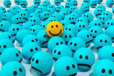 Sii positivo durante la quarantena