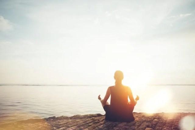 Medita regolarmente
