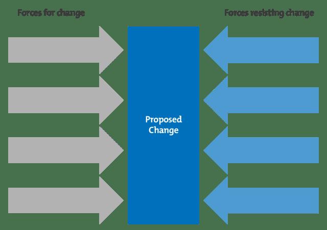 Diagramma del campo di forza