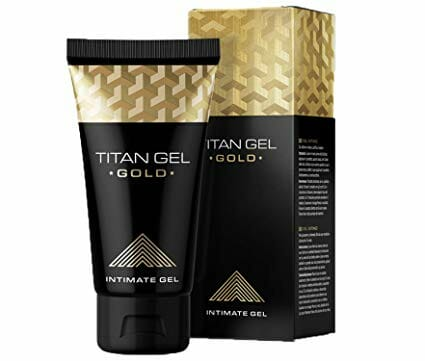 Titan Gel Gold In Dubai