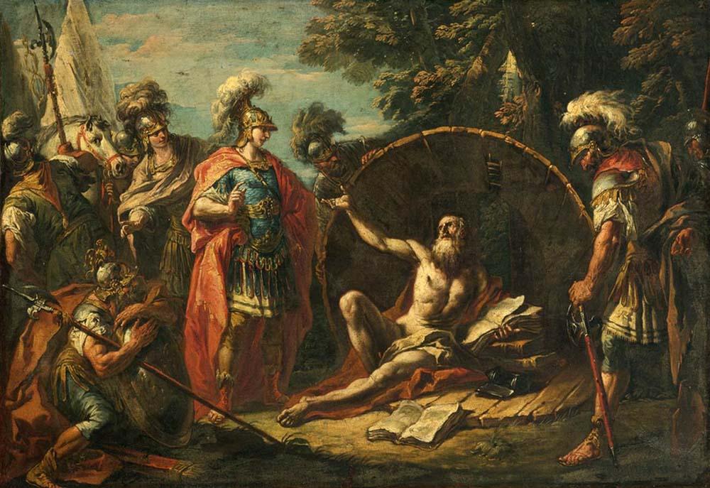 Diogenes of Sinop City