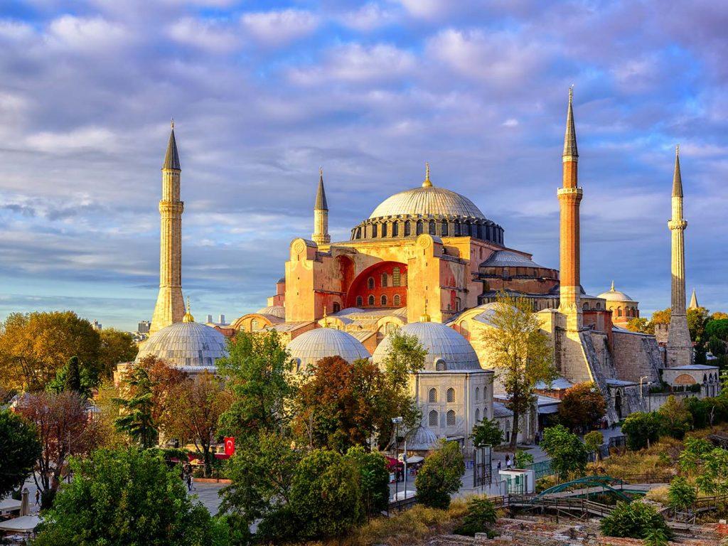 Hagia Sophia's History