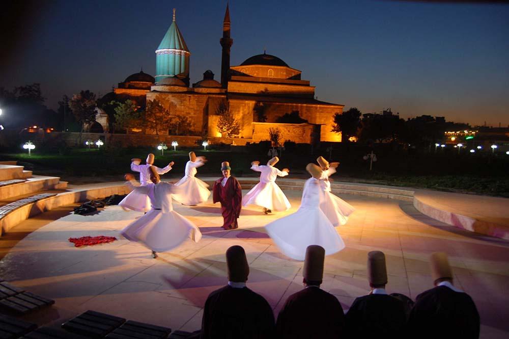 Mevleviyeh in Turkey