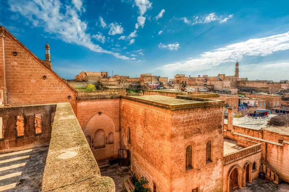 Midyat Houses and Architectural Features