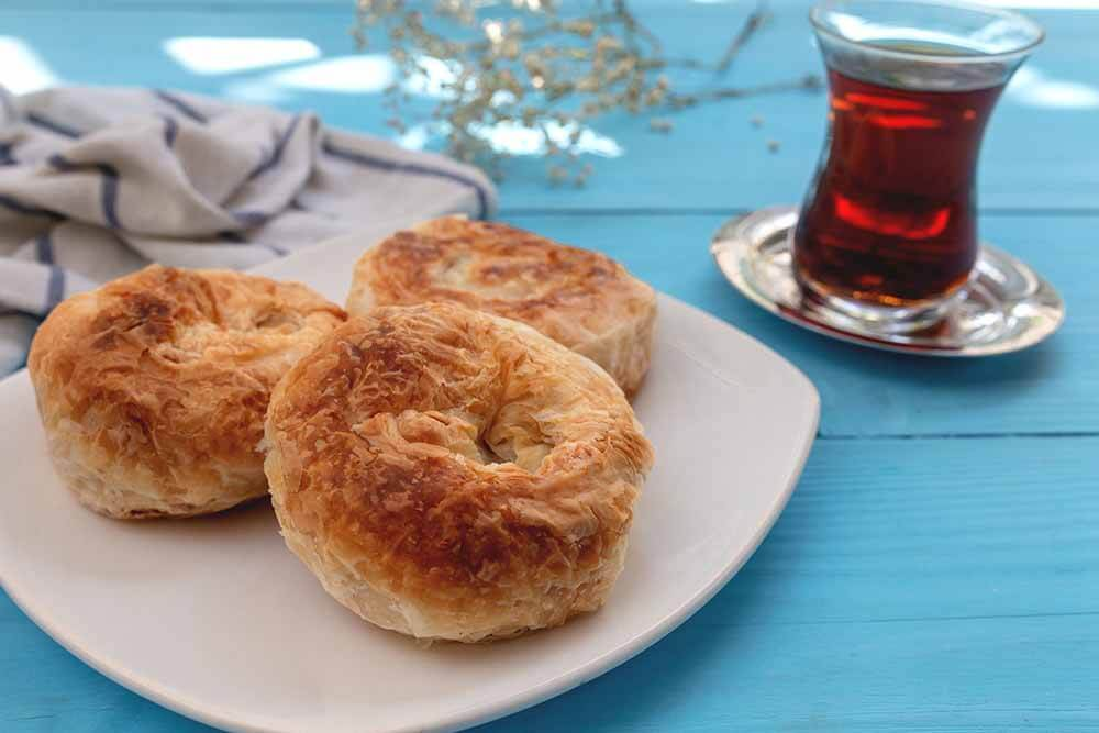 Gastronomic Itineraries in Turkey