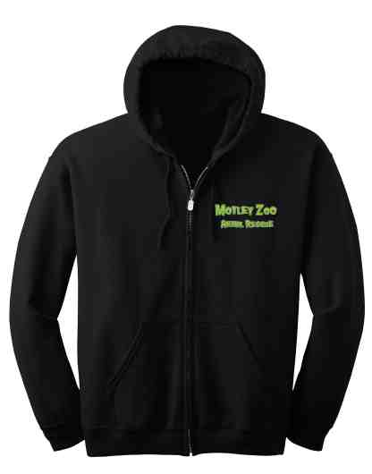 MZOO2 left chest hoodie front
