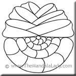 April 2009 Mandala of the Month