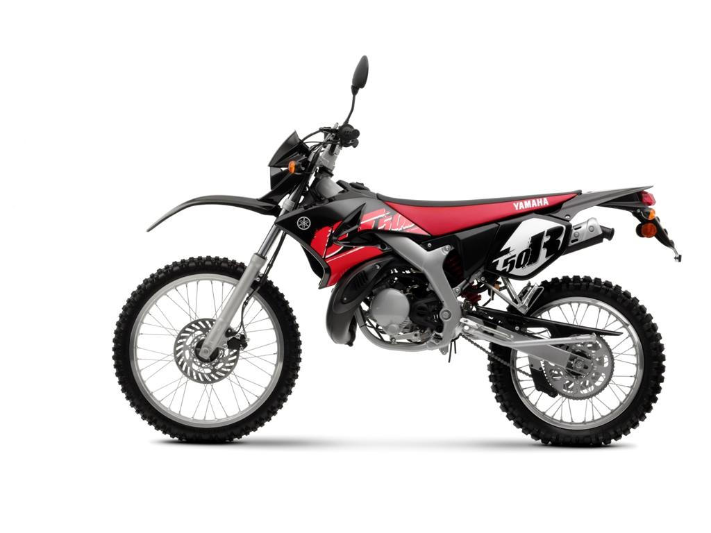 Yamaha Dt 50 R Datos Tecnicos De La Motocicleta Motos De