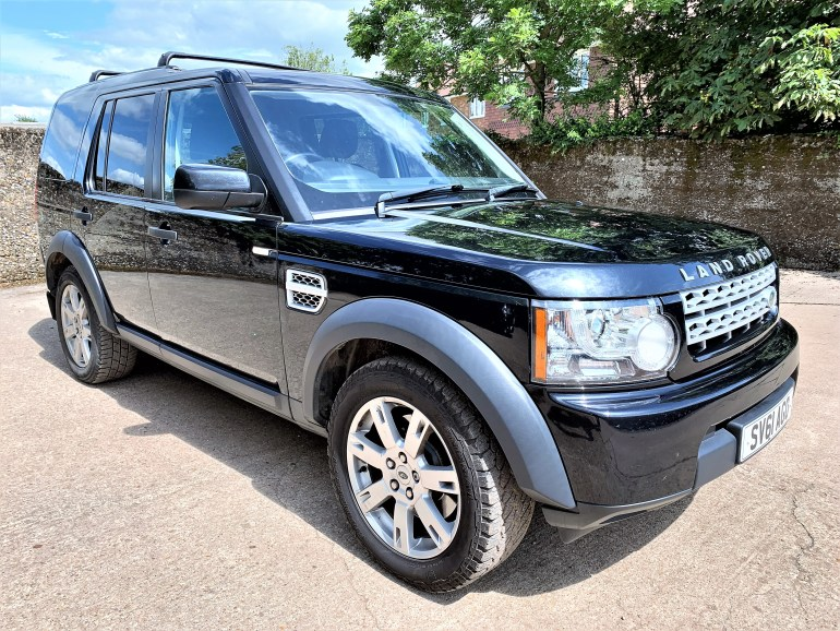 2012 Discovery 4 3.0TDV6 commercial 84000m for sale at motodrome