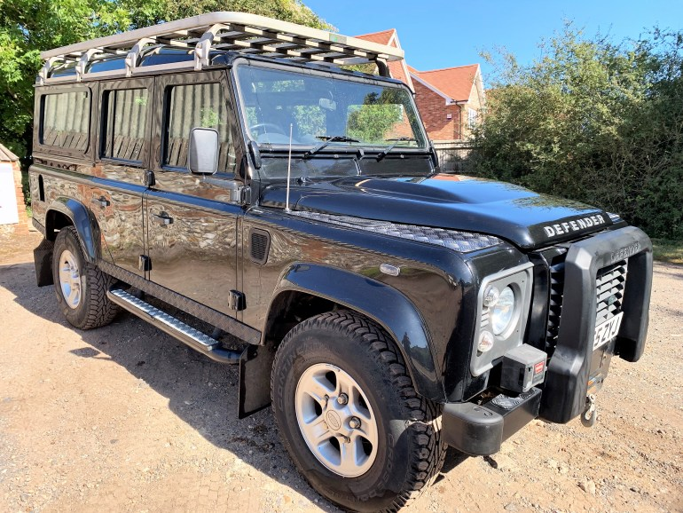 2016 land rover defender 110 2.2TDCi XS Station wagon 7 seater for sale at motodrome