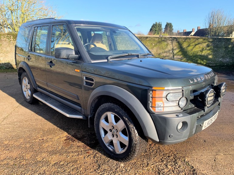2006 Discovery 3 TDV6 HSE auto 7 seater for sale at motodrome