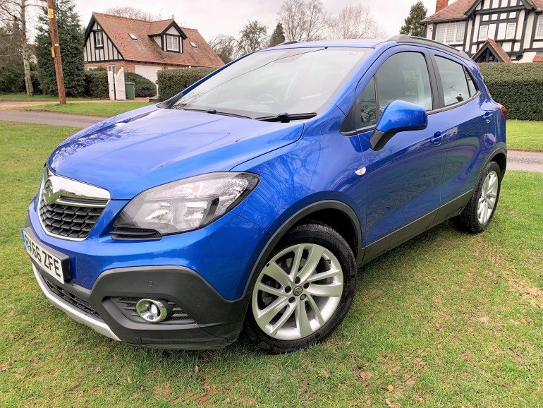 2016/66 Vauxhall Mokka Exclusiv 1.6, 1 private owner from new, 24000m for sale at motodrome