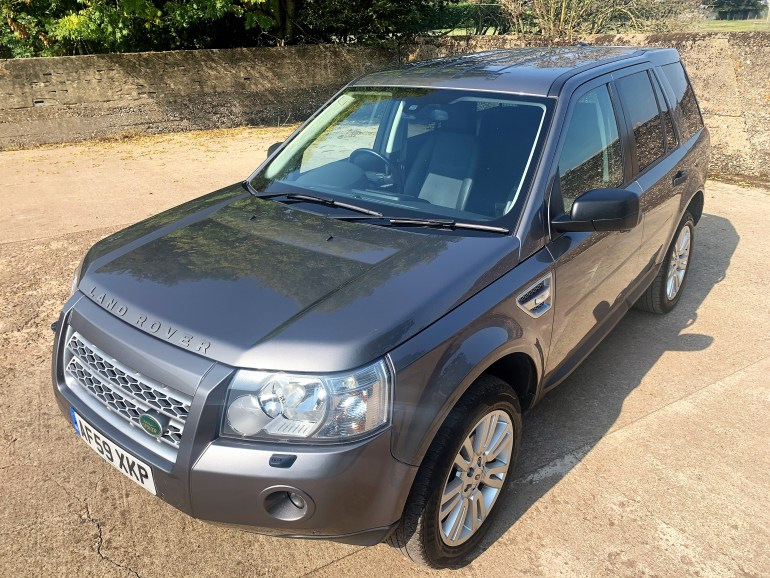 2009/59 LAND ROVER Freelander 2 2.2TD4 XS automatic FOR SALE AT MOTODROME