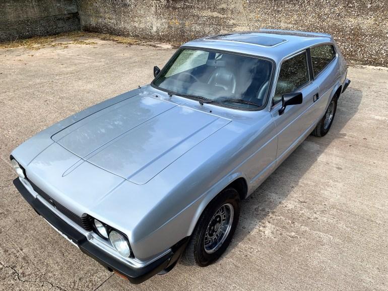 1985 RELIANT SCIMITAR GTE SE6b AUTOMATIC £17495 for sale at motodrome