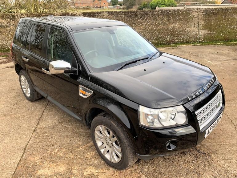 2008 Land Rover Freelander 2 2.2TD4 SE £4495 for sale at motodrome