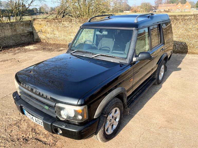 2004  LAND ROVER DISCOVERY II TD5 PURSUIT AUTO 7 SEAT FOR SALE AT MOTODROME THE CLASSIC LAND ROVER SPECIALISTS