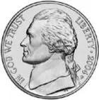 5セント硬貨