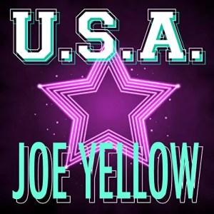 『U.S.A』JOE YELLOW