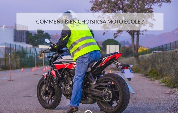 Ecole moto
