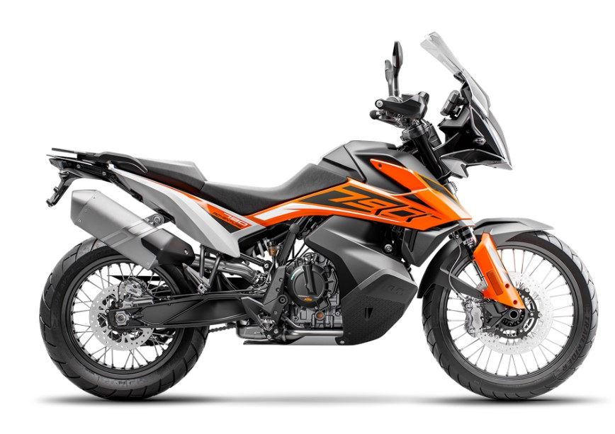 KTM 790 adventure 2020 r