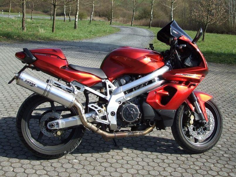 2001 Aprilia Sl 1000 Falco Moto
