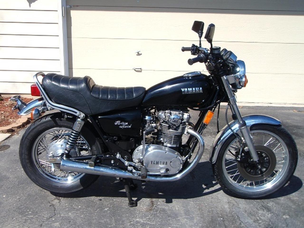 1983 Yamaha Midnight Maxim 750