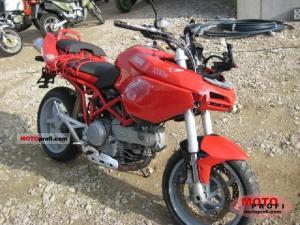 2004 Ducati Multistrada 1000 DS  MotoZombDriveCOM